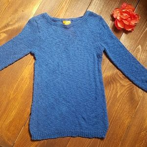 | Sale | Joe Fresh Sweater Lightweight Blue